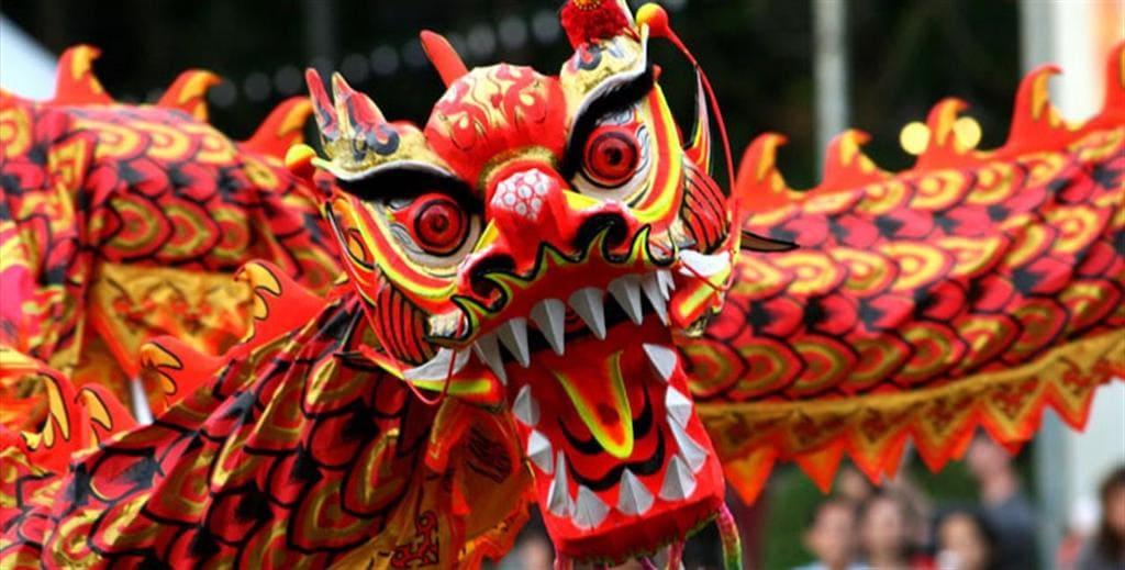 Capodanno Cinese, Dragone