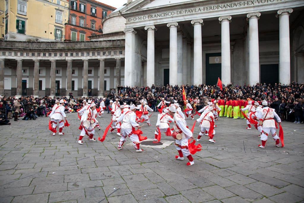 Capodanno Cinese a Napoli