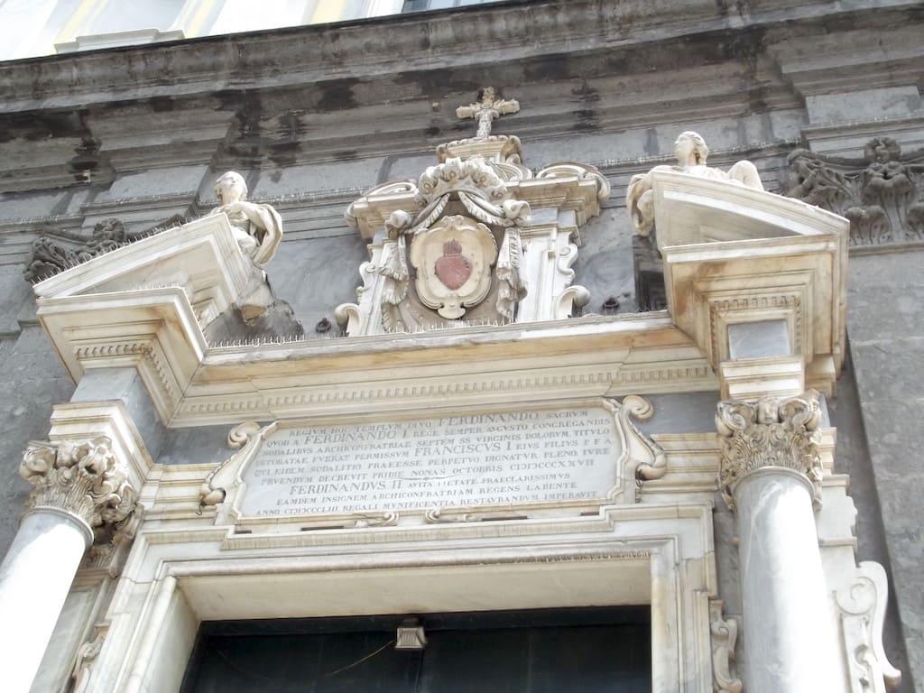 Chiesa di San Ferdinando Napoli