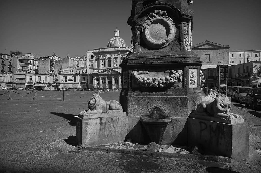 Piazza Mercato Napoli