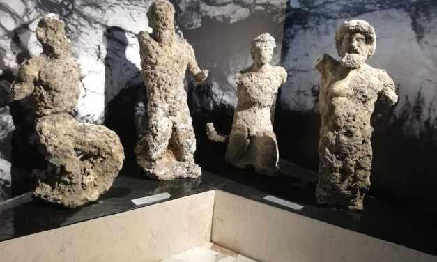 Thalassa, Meraviglie sommerse dal Mediterraneo al MANN di Napoli