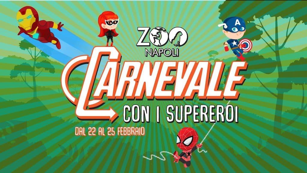 Carnevale 2020 Zoo di Napoli