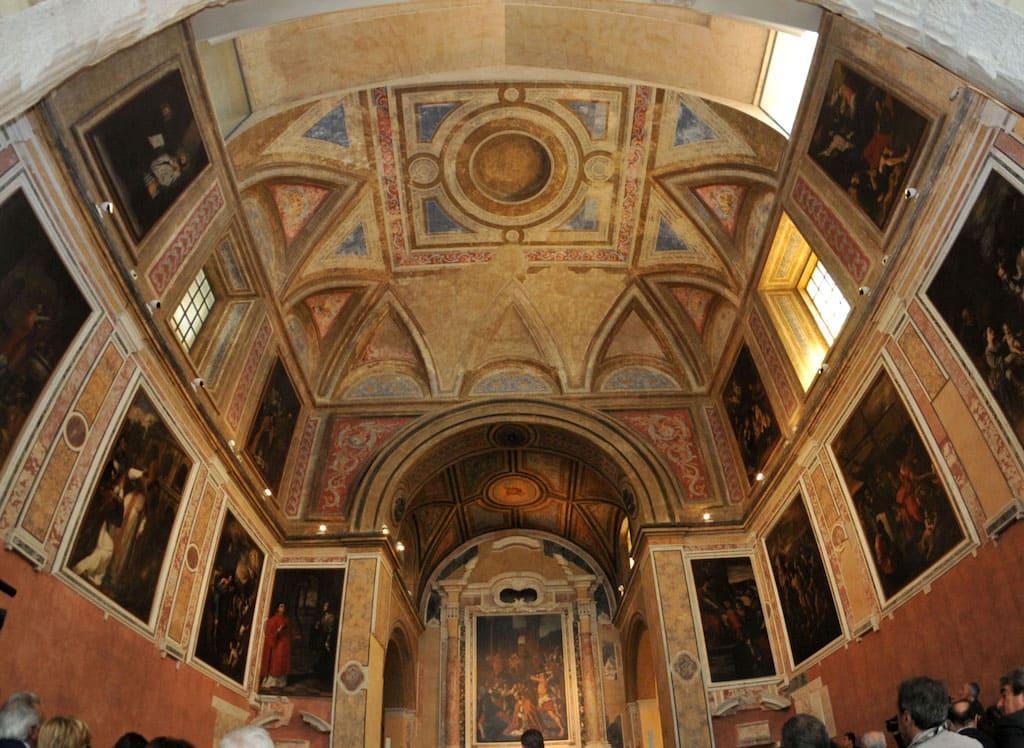 Cattedrale Rione Terra Pozzuoli