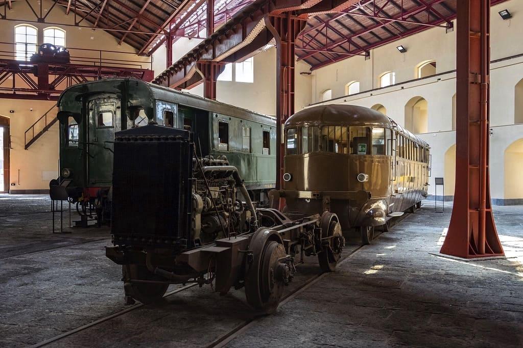Museo di Pietrarsa, Napoli