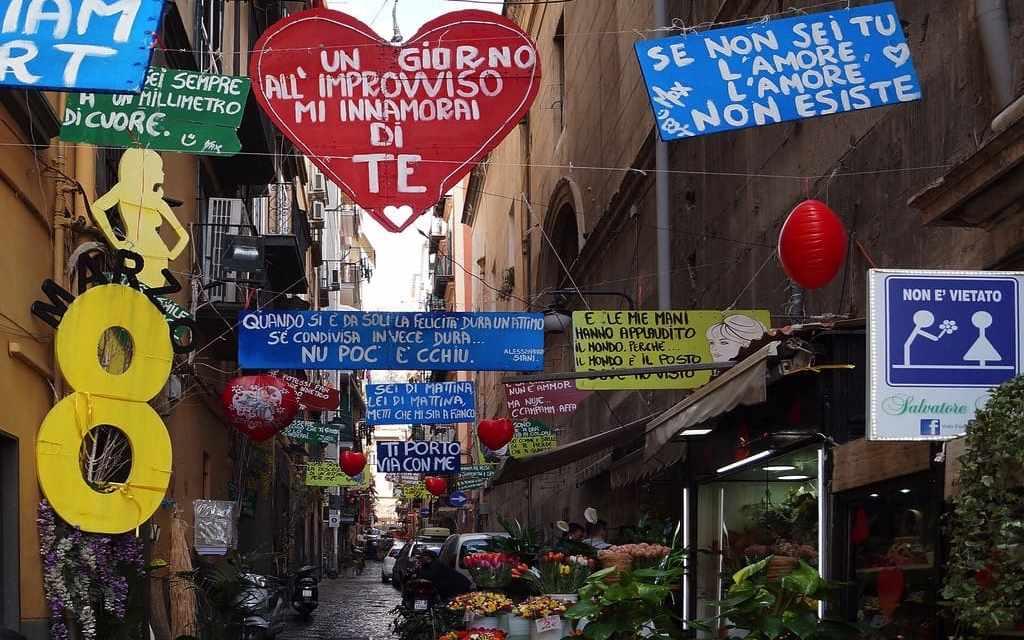 San Valentino 2020 a Napoli 4 eventi da non perdere