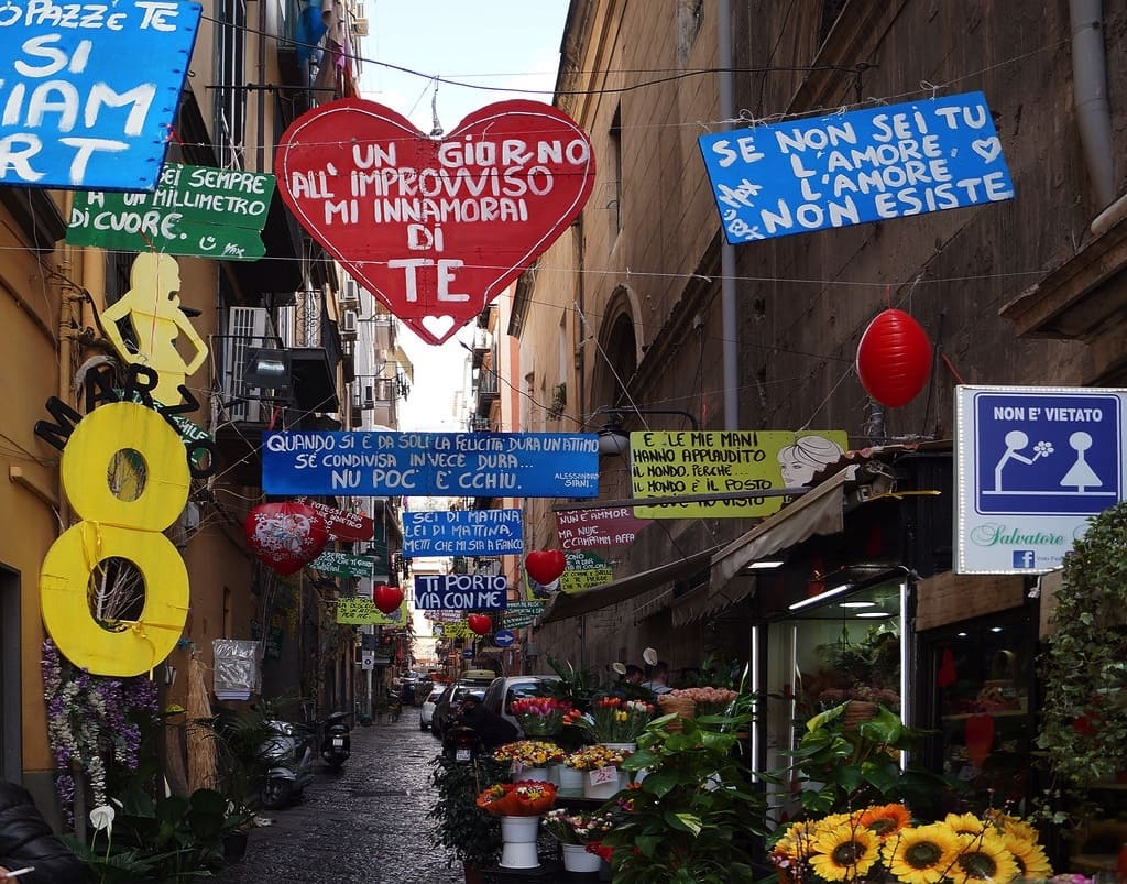 Napoli San Valentino