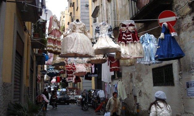 I mille colori di Napoli, Tour alla scoperta del Centro storico