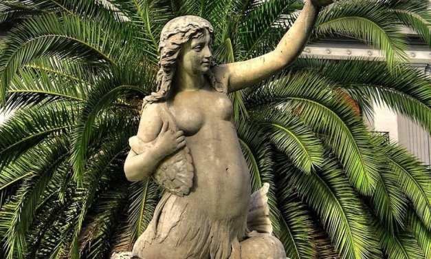 Leggenda della sirena Parthenope e le origini di Napoli