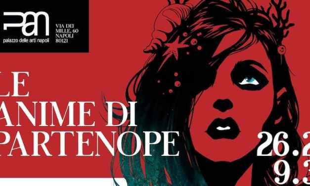 Le Anime di Partenope in mostra al PAN di Napoli