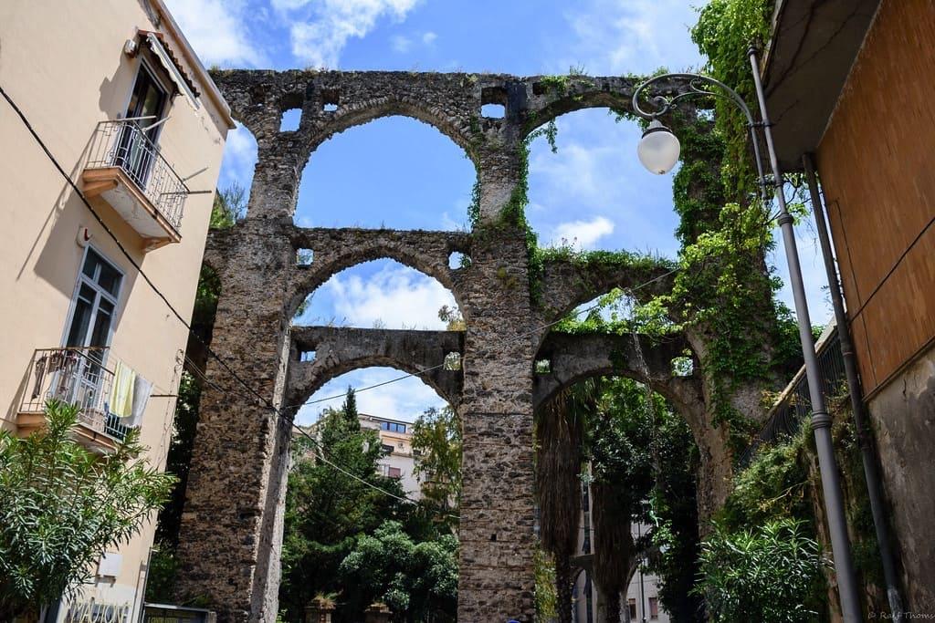 Acquedotto medievale Salerno