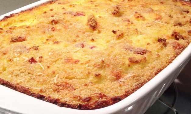 Gattò di patate alla napoletana, una ricetta gustosa nata nel 1700