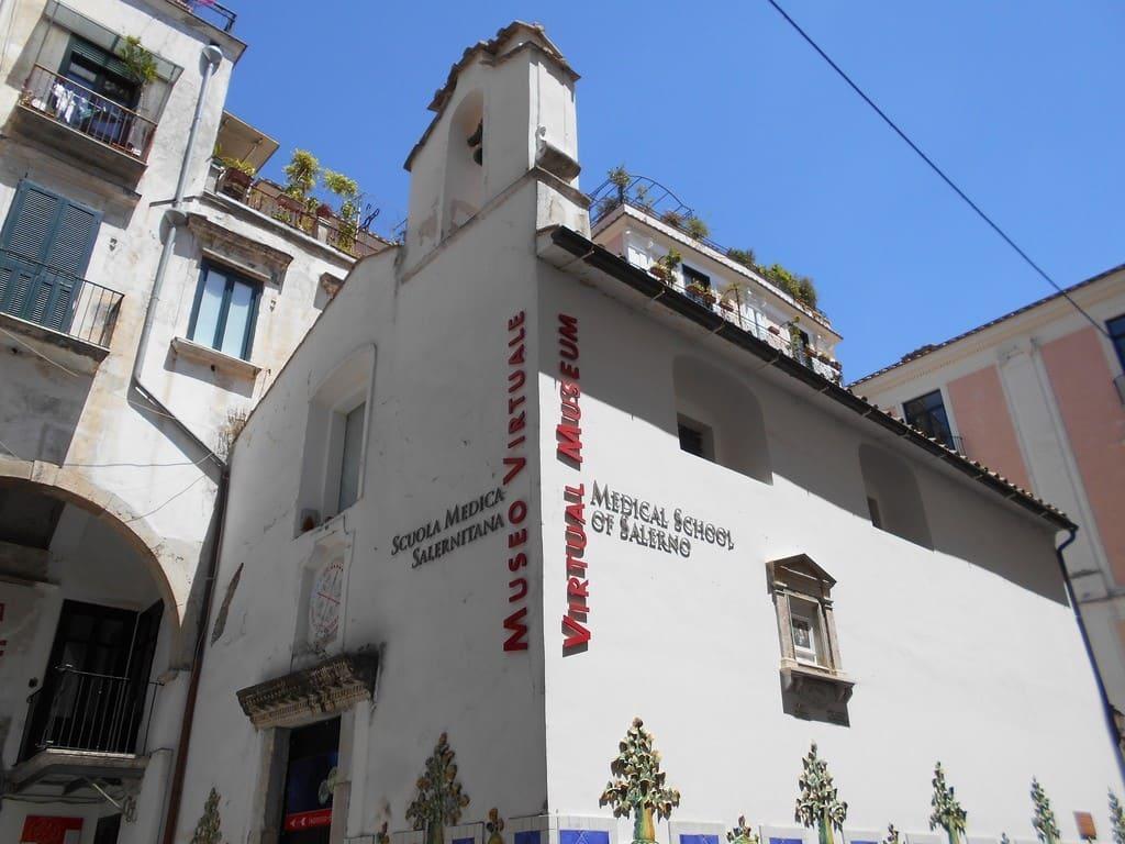 Museo virtuale Scuola Medica Salernitana