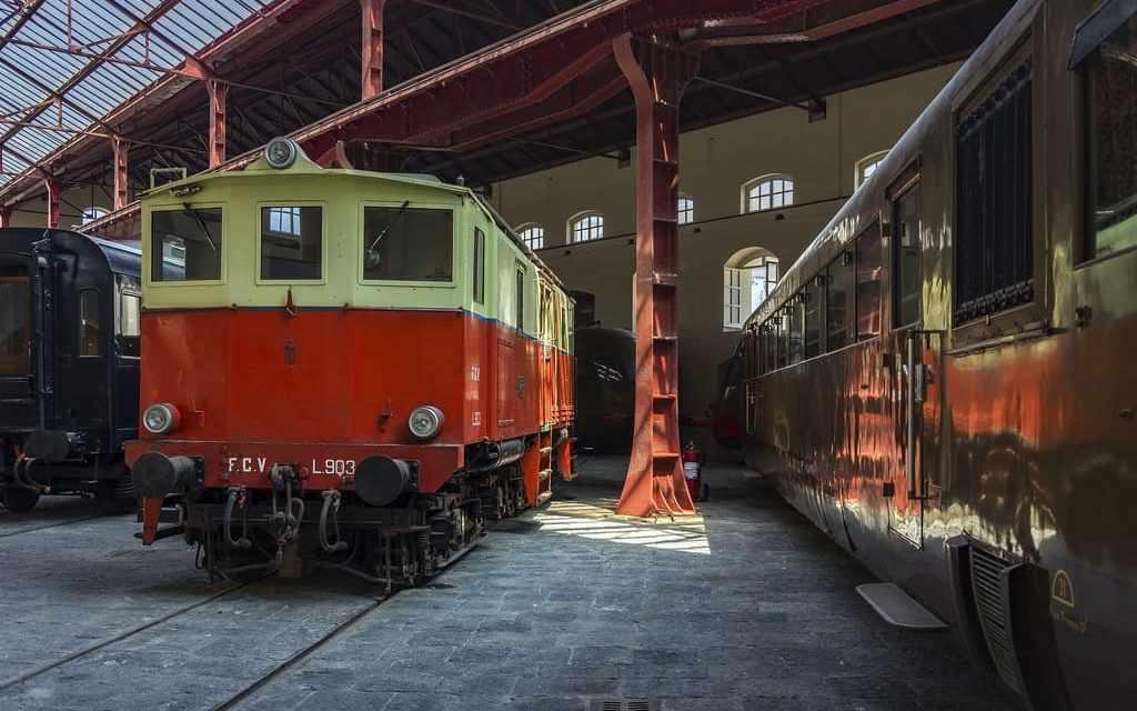 Visite virtuali alla scoperta del Museo Ferroviario di Pietrarsa