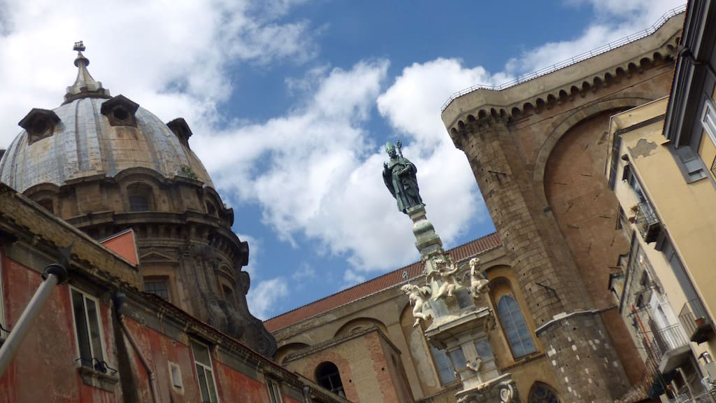 Pio Monte in Rete per Napoli: al via l'iniziativa Dona un buono acquisto