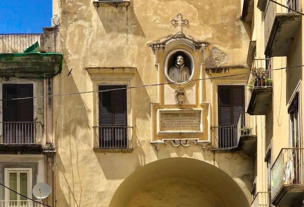 Porta San Gennaro, San Gaetano
