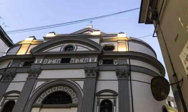 Visita alla Basilica di San Pietro, leggendaria chiesa nel cuore di Napoli