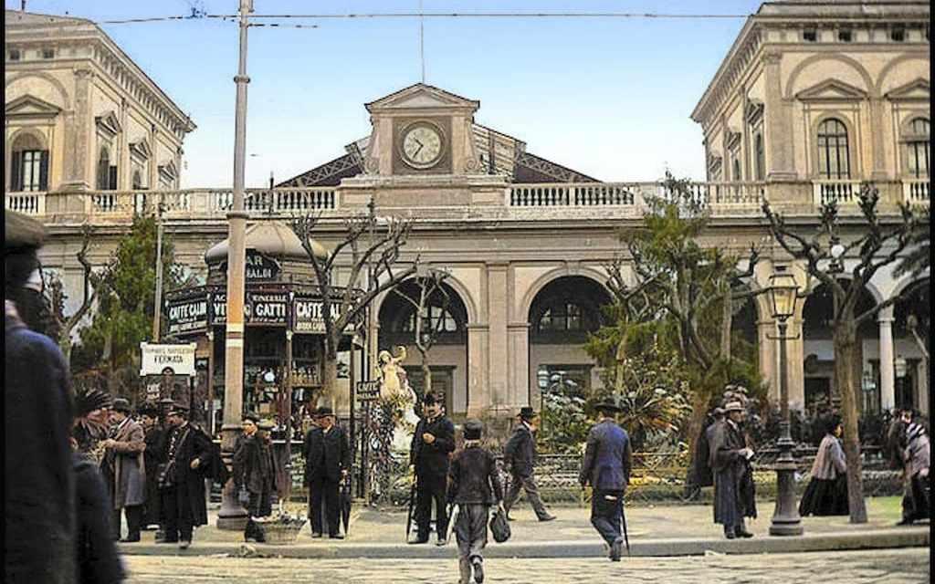 Stazione di piazza Garibaldi, una storia travagliata