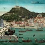 Tavola Strozzi, la più antica fotografia della città di Napoli