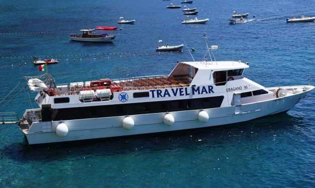 Vie del Mare, tornano i collegamenti tra Salerno e la Costiera Amalfitana