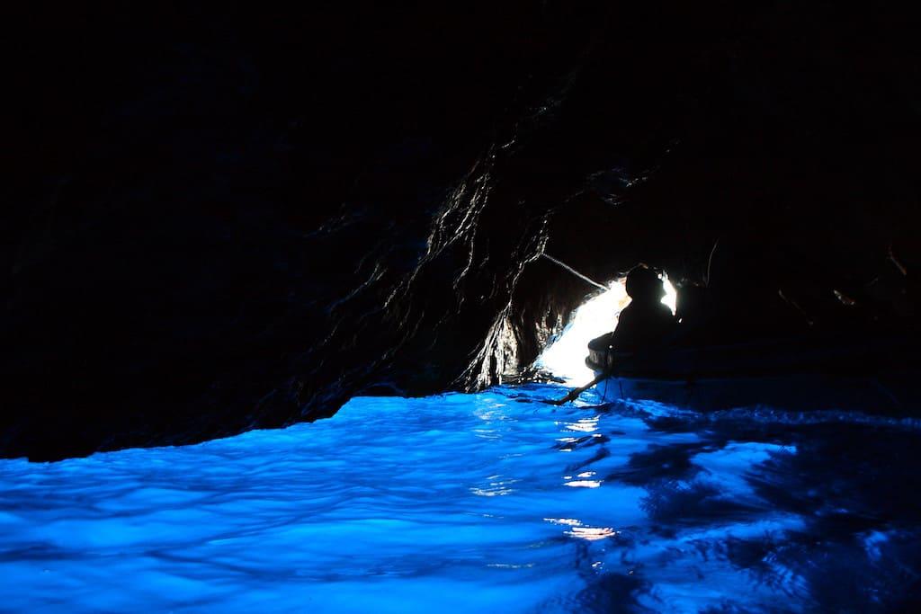 Grotta Azzurra - Jirotan
