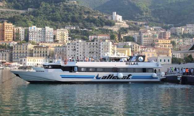 Metrò del Mare 2020, Capri, Cilento, Costiera Amalfitana e Napoli