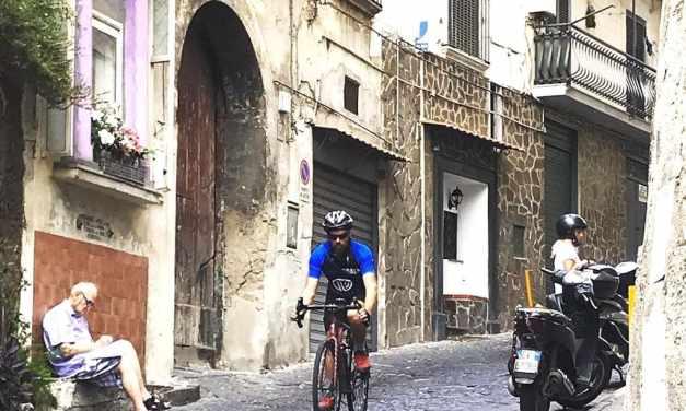 Napoli Obliqua, il tour in Mtb di Napoli Bike Festival