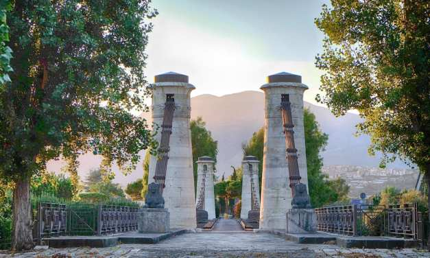 Real Ferdinando, il Ponte Borbonico sul Garigliano