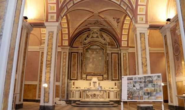 Riapre la Chiesa dei Santi Cosma e Damiano ai Banchi Nuovi