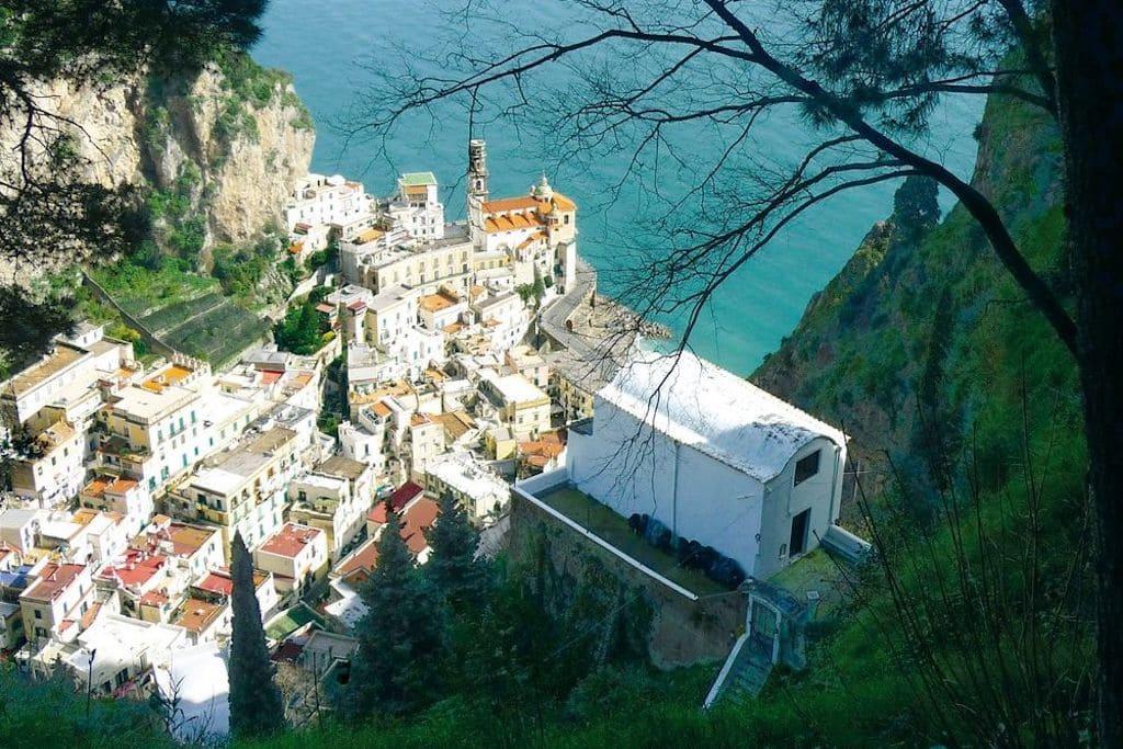 Santuario di Santa Maria del Bando Atrani