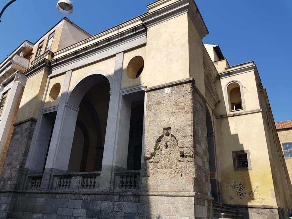 Sant Aniello a Caponapoli esterno