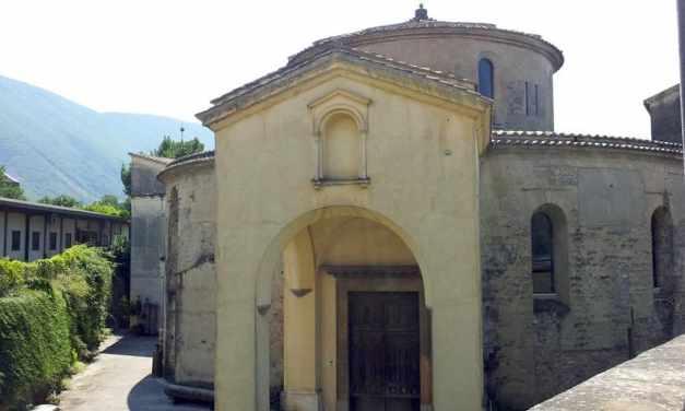 Battistero paleocristiano di Santa Maria Maggiore, Nocera Superiore (SA)