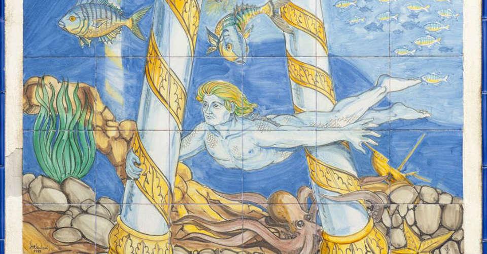 Colapesce, leggenda napoletana