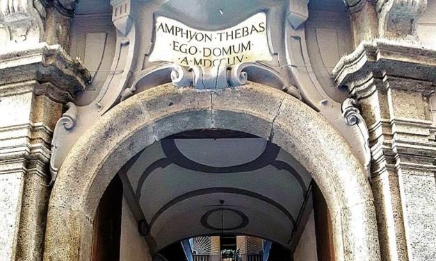 Palazzo Majorana e la voce dei castrati