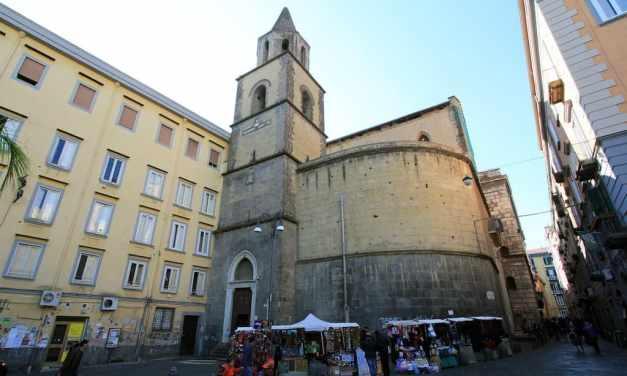 Chiesa di San Pietro a Majella, architettura gotica nel centro di Napoli