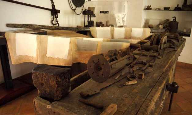 Il Museo della Carta di Amalfi
