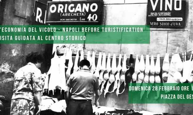 Napoli Urban Jungle, un nuovo tour guidato nel centro storico