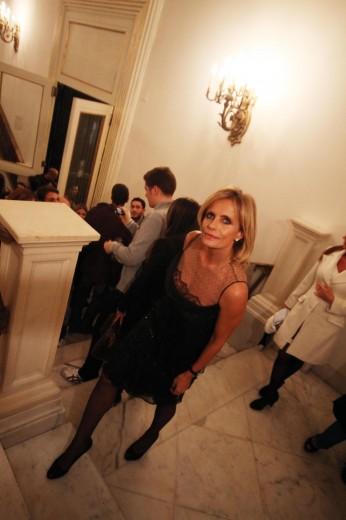 Isabella Ferrari - Il gran galà del San Carlo