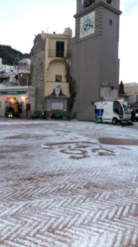 Neve a Capri1