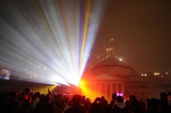 Capodanno in piazza del Plebiscito