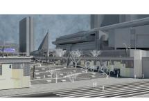 Metropolitana stazione centro direzionale