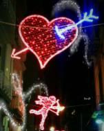 Chiaia luci san Valentino