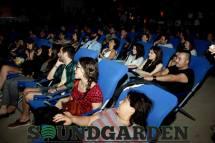 cinema all'aperto sound garden 2016