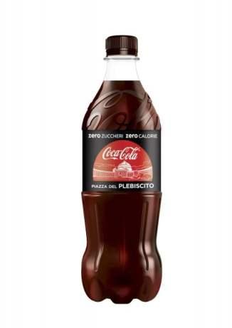 Cocacola Piazza Plebiscito