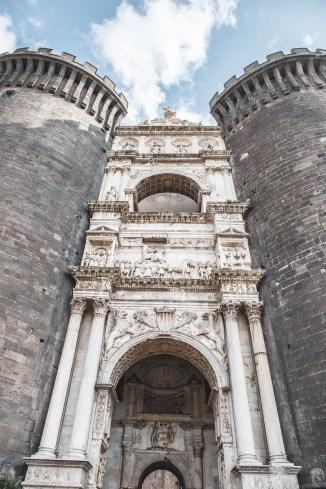 Arco di trionfo Maschio Angioino