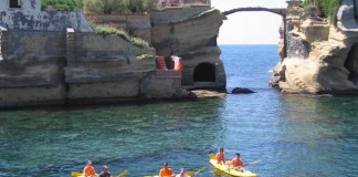 Escursioni in Kayak a Posillipo