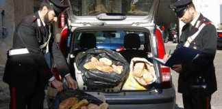 Blitz dei carabinieri: 24 arresti del clan Lo Russo per monopolio del pane