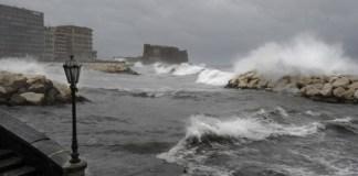 Meteo Napoli oggi, ciclone Giunone