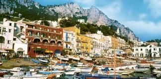 Estate a Napoli 2016: i vip internazionali scelgono Capri