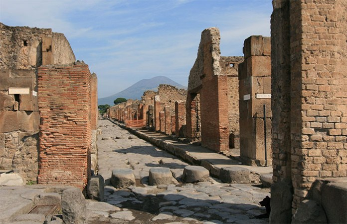 Ferragosto a Napoli: scavi di Pompei