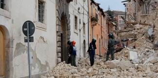 Terremoto Amatrice: arrestato il primo sciacallo